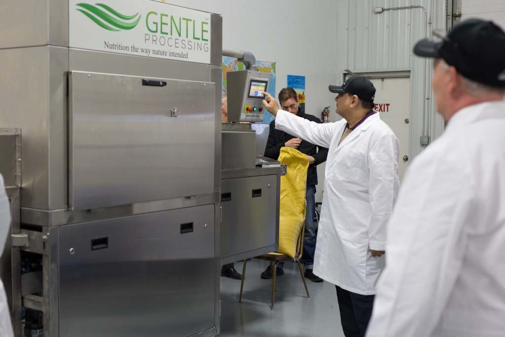 Gentle Processing Food Processing Equipment